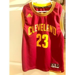 Youth Cleveland James jersey
